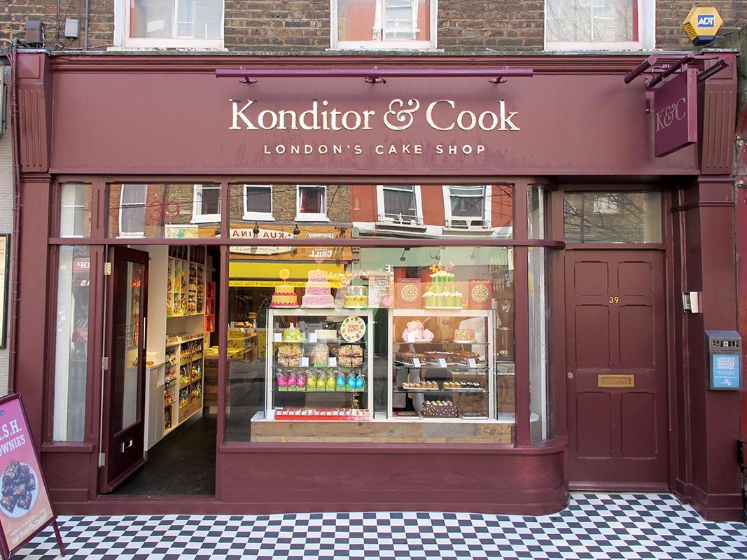 Cake Oxford Street