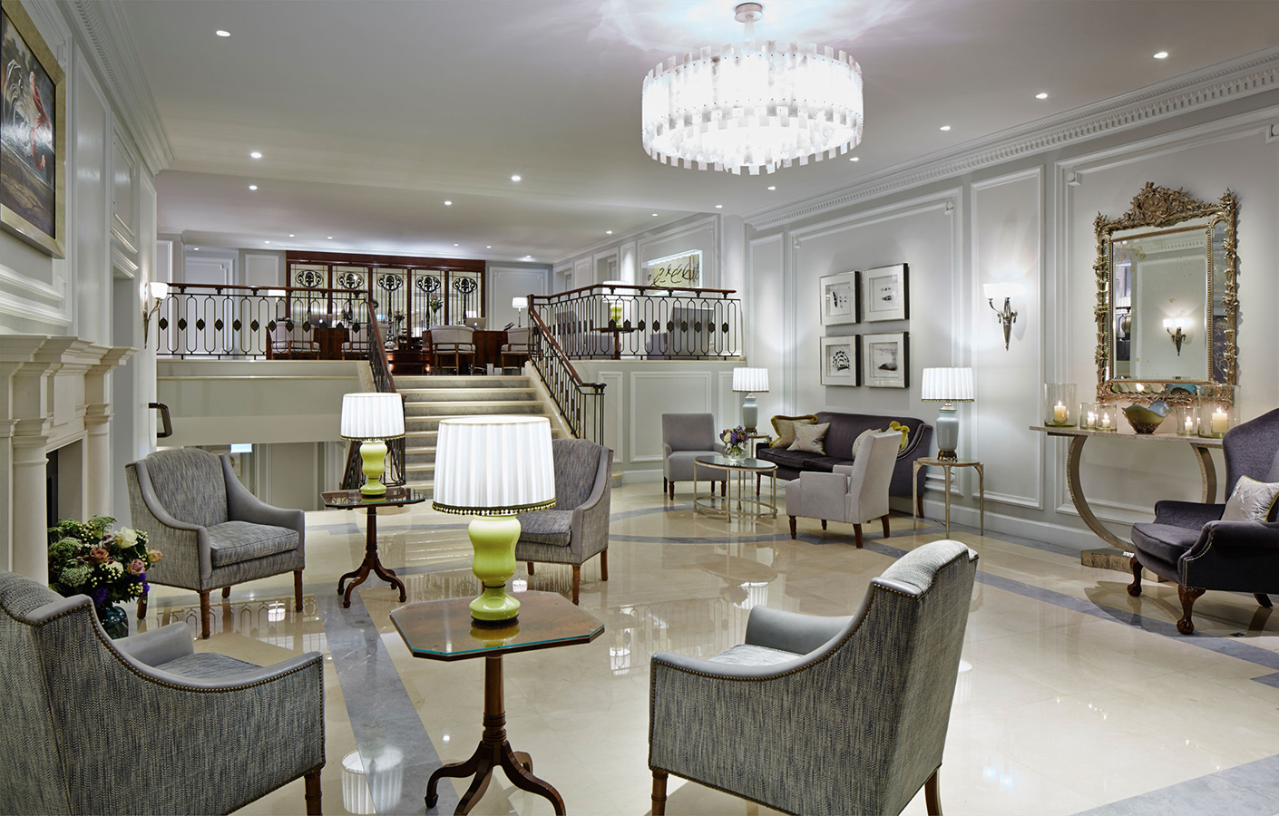 London marriott park lane oxford street for Hotel design paris 6