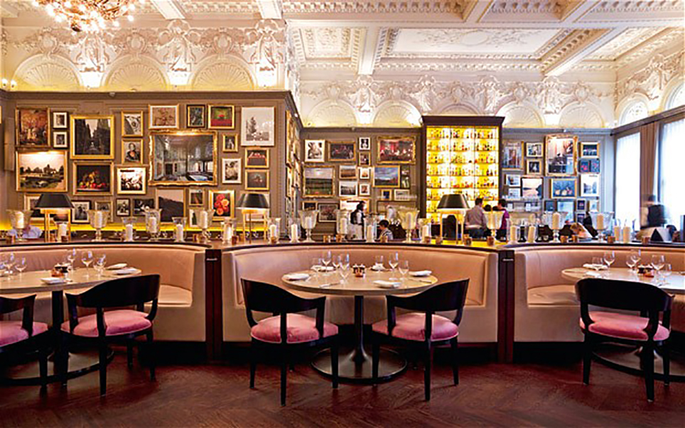 Berners Tavern At The London Edition Oxford Street