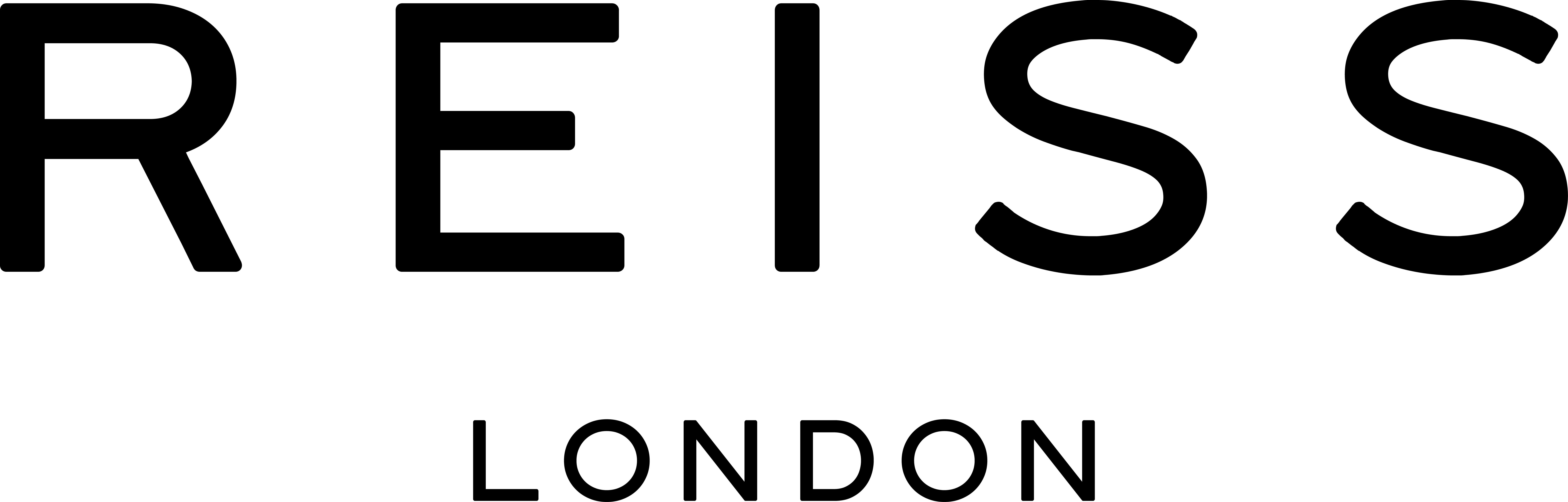 REISS LONDON LOGO