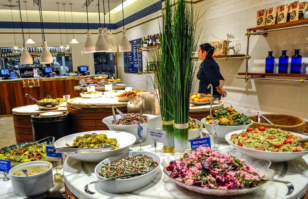 London Restaurants Vegetarian Options