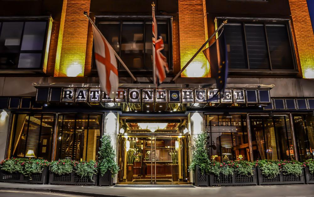 Rathbone Hotel Oxford Street