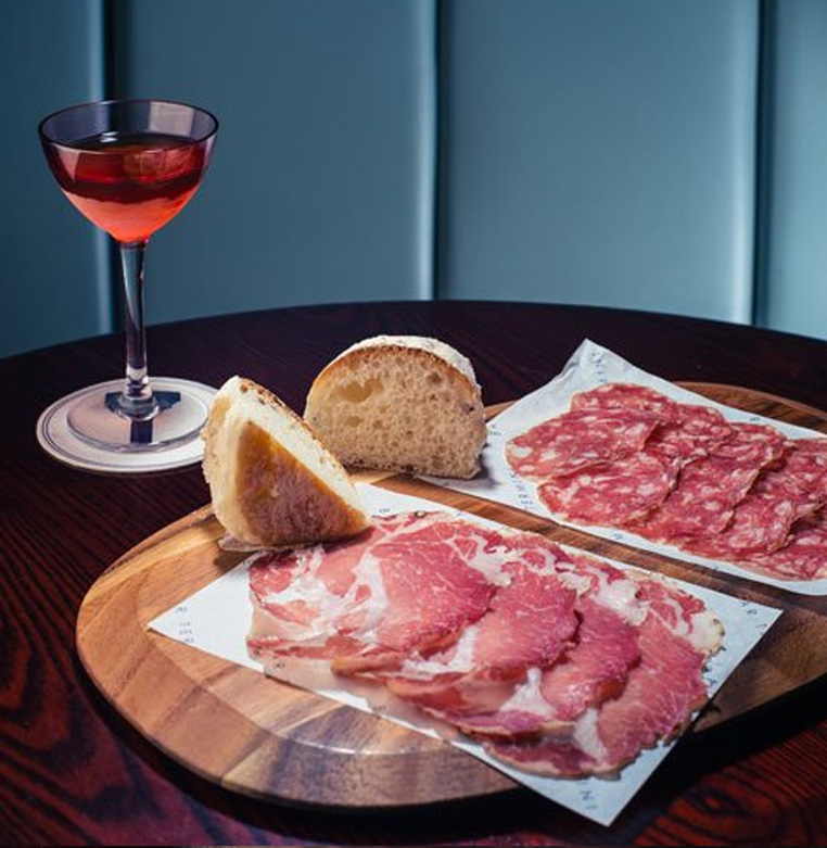 Bar Termini - food