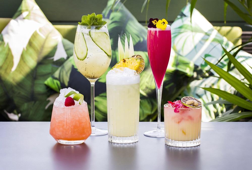 aqua nueva Formentera Terrace cocktailsv2
