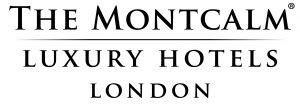 The Montcalm Luxury Hotels Logo - White