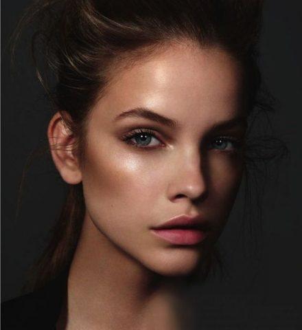 bronzer face
