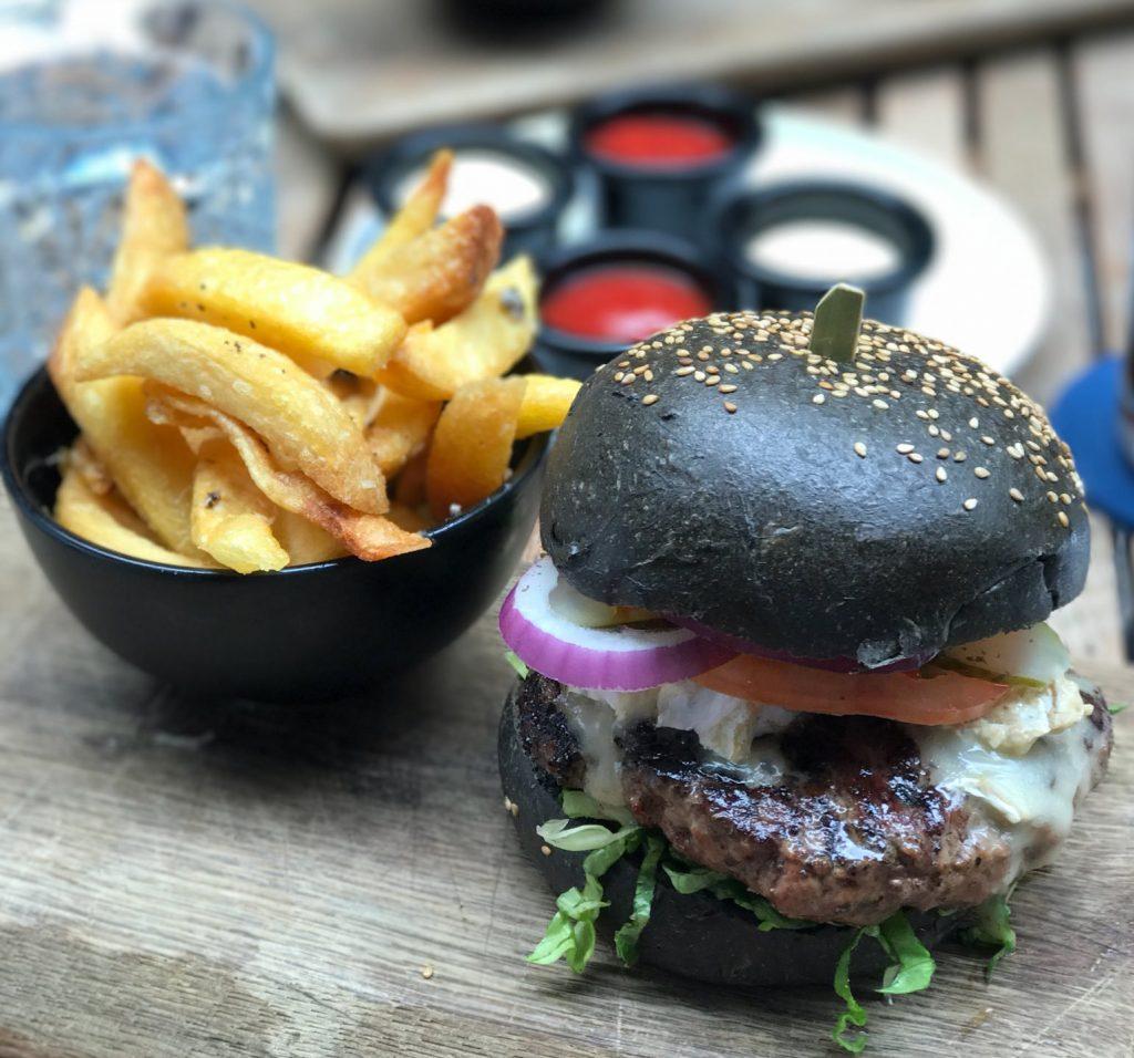 truffle burger mews