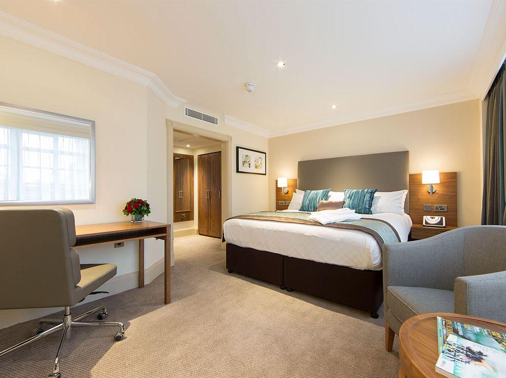 Amba Hotel large room