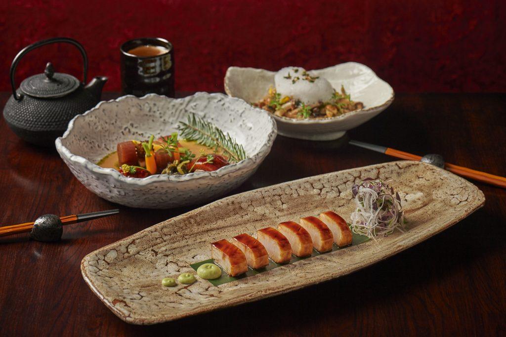 aqua kyotoIkigai-main courses