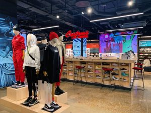 The Newest and Biggest Vans Store is