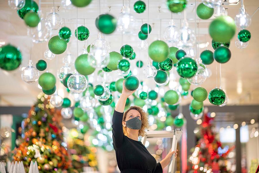 John Lewis Christmas Shops