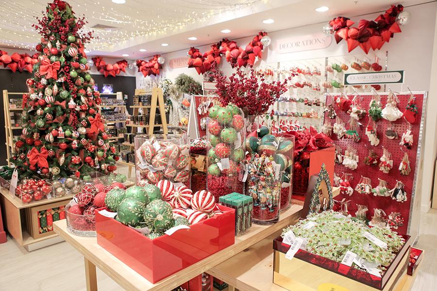 Selfridges Christmas Shops