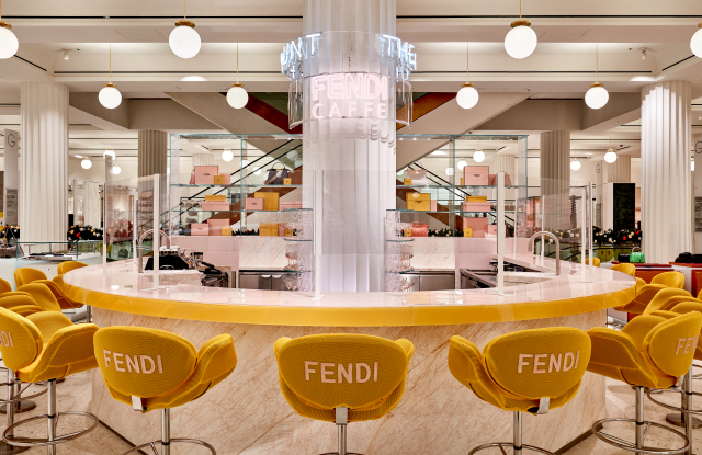 fendi caffe bar