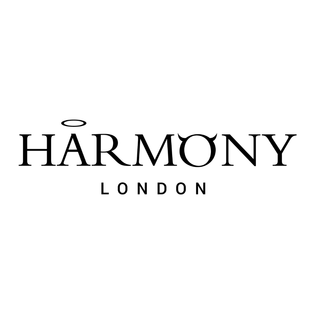 Harmony Sq Logo - Black