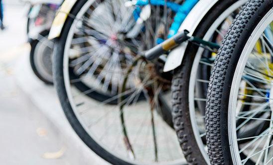 oxford street services bike racks